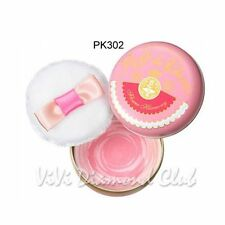 Shiseido MAJOLICA MAJORCA Puff de Cheek Flower Harmony Blush PK302 Strawberry M