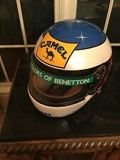Michael Schumacher, Benetton Ford  Bell, Authentic Autographed Helmet,1992