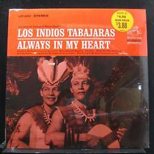 Los Indios Tabajaras - Always In My Heart LP New Sealed LSP-2912 Vinyl Record