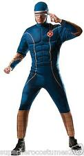X-Men Cyclops Adult Muscle Deluxe Costume Standard Size Rubies 820047