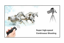 CameraPlus® High Speed Sync Camera Shutter Release Nikon and Fujifilm (RWT DC0)