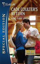 Cade Coulter's Return (Silhouette Special Edition), Lois Faye Dyer, 0373655568,