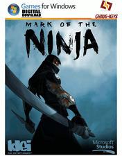Mark of the Ninja Steam PC descarga key código nuevo envío rápido [es] [] ue