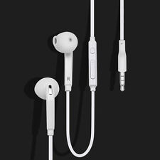 Hot Earphones Earbuds Headphone In Ear With Mic Remote Wire Control For Samsung