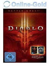 Diablo 3 III Battlechest Clé - D3 Battle Chest - Battlenet PC Jeu Code - [EU/FR]
