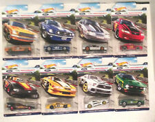 Hot Wheels 2016 Ford Performance Series Set of 8