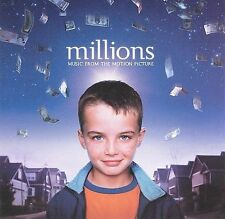 Millions cd Music From The Motion Picture Film OST Soundtrack John Murphy