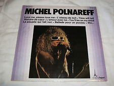 MICHEL POLNAREFF LP Compilation including -Time Will Tell