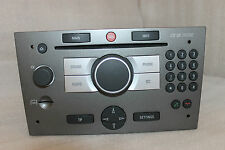 OPEL SIGNUM VECTRA C AUDIO RADIO HEAD UNIT BLAUPUNKT # 13113147 [CODE INCLUDED]