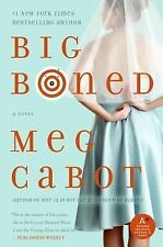 Big Boned (Heather Wells Mysteries) by Meg Cabot, Good Book