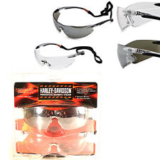 Harley Davidson Personal Safety Wear Sunglasses 2 pack With Sunglass Strap