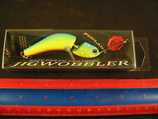 Wake Tackle Jig Wobbler Easy Depth Fast Sinking Control Parrot Fishing Lure NEW