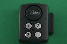 WIRELESS PIN CODE 130dB home security alarm-Capannone, ingresso, Porte, Garage, Caravan