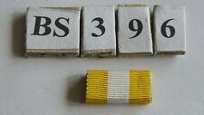 Bandspange Modell 57  Schlesien Bewährungsabzeichen 25mm z aufschieben (bs396-)