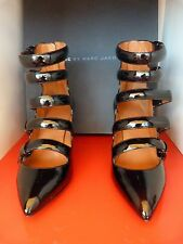 Neuf marc jacobs seditionary noir chaussures vernies... uk 3 eu 36 plus en vente