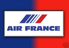 "Air France Airlines Logo Fridge Magnet 3.25""x2.25"" Collectibles (LM14025)"