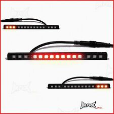 Motorcycle Motorbike Tail / Brake LED Light Integrated Indicator turning Signals