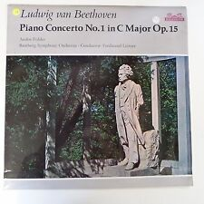 vinyl lp record BEETHOVEN piano cocnerto 1 in C major op 15, A Foldes F Leitner