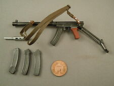 SOLDIER STORY PLA CounterAttack Against Vietnam Type 64 SMG Machine Gun SS070