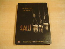 METAL CASE SPECIAL EDITION DVD / SAW 3