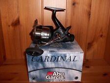 Abu Garcia Cardinal C53FS Free Runner / Bait Feeder / Spinning Reel 12 Bearings!