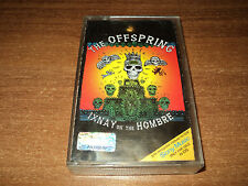 THE OFFSPRING - IXNAY ON THE HOMBRE (audio cassette)