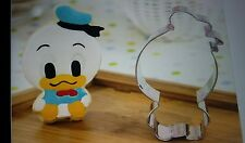 cartoon baby duck inspired by donald duck cookie cutter