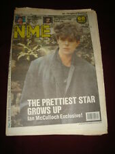 NME 1989 AUG 26 IAN MCCULLOCH STONE ROSES NICK CAVE U2 NEW ORDER STEREO MCS