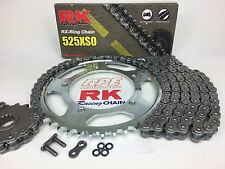 Honda CBR600RR  2003-06 RK xso 525  Quick Acceleration Chain and Sprocket Kit