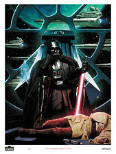 AP Artist Proof Star Wars Celebration 7 VII 2015 SIGNED Art Print ~ Joe Corroney