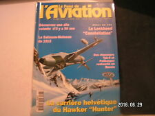 **g Fana de l'aviation n°303 Hawker hunter / Salmson Moineau Type 1