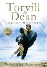 TORVILL AND DEAN DANCING ON ICE DVD THE GOLDEN DANCE MOMENTS Brand New Sealed UK