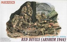 1:35 Dragon #6023 British Paratroopers Red Devils Arnhem '44
