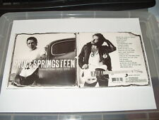 BRUCE SPRINGSTEEN COLLECTION 1973-2012 -18 TRACKS Best Of cd -New