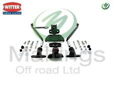 range rover sport tow bar heavy duty multi height tow bar genuine witter bar