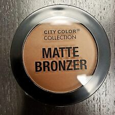 "City Color Collection Matte Bronzer ""Caramel"""