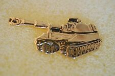 US USA Self Propelled Howitzer Military Hat Lapel Pin