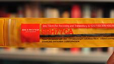 unused Diamond  SRH77CA  8 Band High Gain Handheld Antenna