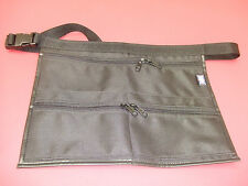 METAL DETECTING FINDS BELT / POUCH  HEAVY DUTY WATERPROOF     made in UK