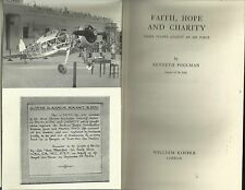 Faith, Hope and Charity: Three Planes Against an Air Force by Kenneth Poolman