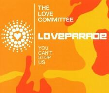 Love Committee You can't stop us (Loveparade 2001) [Maxi-CD]