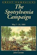 Combined Books Historical Book Spotsylvania Campaign, The - May 7-21 1864 HC