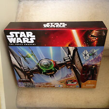 Star Wars The Force Awakens First Order Special Forces Tie Fighter TRU Exclusive