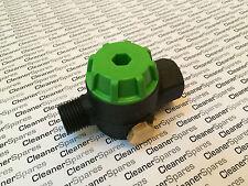 """Interpump filtro de entrada de filtro de agua / Colador de 1/2 """"BSP M X F (lavadora a presión)"""