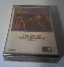 The Art of Belly Dancing - Volume 2 - Cassette - SEALED