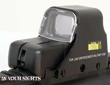 Airsoft 551 type Holographic Red+Green Dot Sight + Screen Protector + Batteries