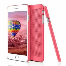 iPhone 6/6S Case Cover Protective Anti-scratch Mesh Flexible (Pink)