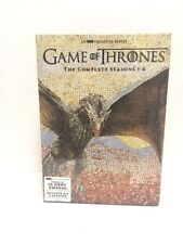 HBO Game of Thrones Complete-Seasons 1-6-Box Set DVD-2016-30-Disc FREE SHIPPING