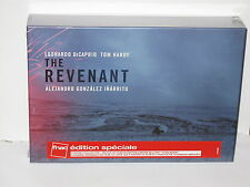 THE REVENANT limited Fnac Box STEELBOOK Blu-Ray, CD OST, Book, Cardset NEU & OVP