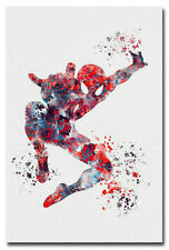 The Amazing Spider Man 2 Movie Art Silk Poster 13x20inches Room Decor